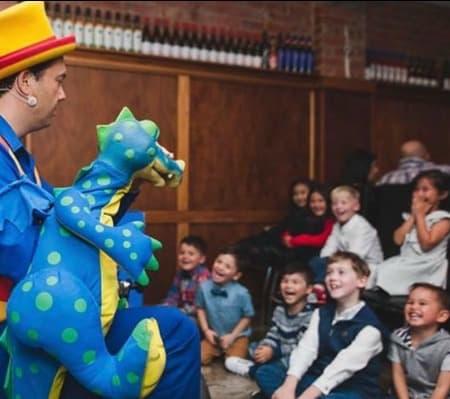 Kids Puppet Show Melbourne