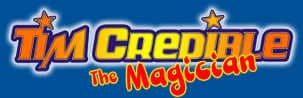 Melbourne Magician and Children's entertainer Tim Credible's Logo