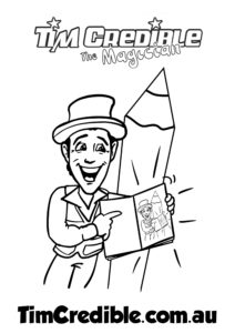 Melbourne Magic Show for Birthday Parties